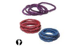 Bracelet elastique Multicouleur