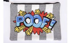 Pochette Coton Broderie Funny
