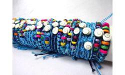 Tube 60 Bracelet Reglable Mix Matiere