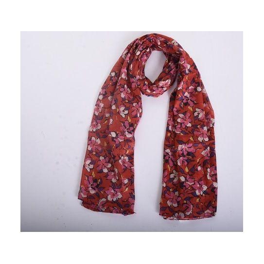Bandeau feuillage batik