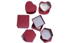 Boite cadeaux Rouge