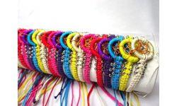 Tube 60 Bracelets Attrape-Reve Coton