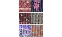 Etole 100% Soie Original Batik