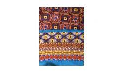 Carre Coton Patch D'Imprimes Wax