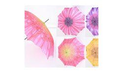 Grand Parapluie Grande Fleur Automatique