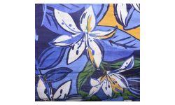 Etole coton fleurs